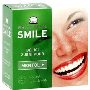 WHITE PEARL Smile Mentol+ 30 g (8594069330021)