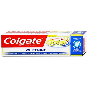Zubní pasta COLGATE Total Whitening 75 ml (8714789423166)