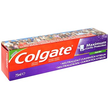 Zubní pasta COLGATE Maximum Cavity Protectino Fresh 75 ml (8714789988610)