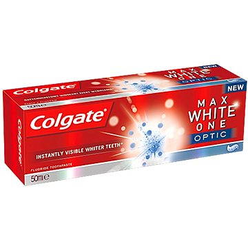 Zubní pasta COLGATE Max White One Optic 50 ml (8714789932569)