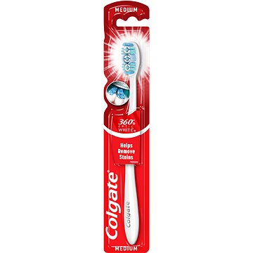 Kartáček na zuby COLGATE 360 Max White One (5900273125941)