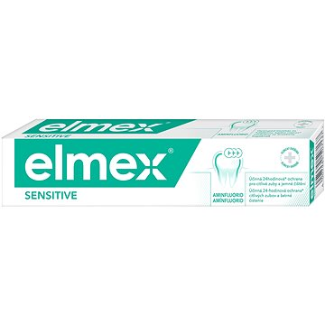 Zubní pasta ELMEX Sensitive s aminfluoridem 75 ml (4007965507137)