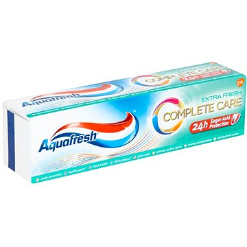 Zubní pasta AQUAFRESH Complete Care Extra Fresh 75 ml (5000347014178)