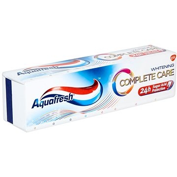 Zubní pasta AQUAFRESH Complete Care Whitening 75 ml (5000347037399)