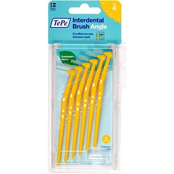 Mezizubní kartáčky TEPE Angle 0,7 mm žlutý 6 ks (7317400011592)