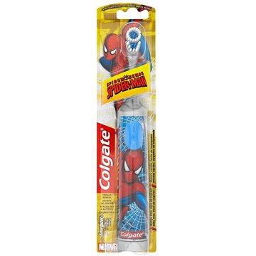 Kartáček na zuby COLGATE Kids Spiderman bateriový (8714789111575)