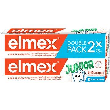 Zubní pasta ELMEX Junior duopack 2 × 75 ml (8714789966557)