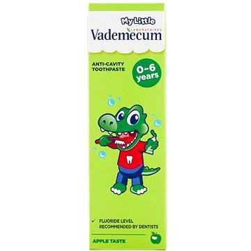 Zubní pasta VADEMECUM My Little Mild Apple Flavor 50 ml (3838824090054)