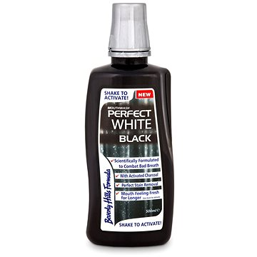 BEVERLY HILLS Mouthwash Black 500 ml (5020105002612)