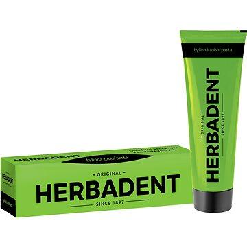 HERBADENT bylinná zubní pasta s fluorem 100 g (8594021370683)