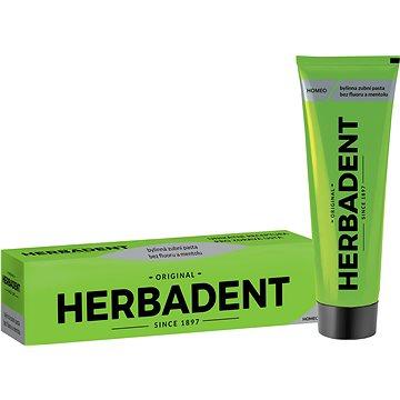 HERBADENT HOMEO bylinná zubní pasta s ženšenem 100 g (8594021370690)