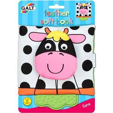Dětská knížka s kousátkem - na farmě (5011979558169)