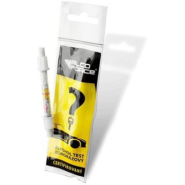 AlcoForce - jednorázový alkoholtester (8594190030180)