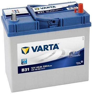 VARTA BLUE Dynamic 45Ah, 12V, B31 (B31)