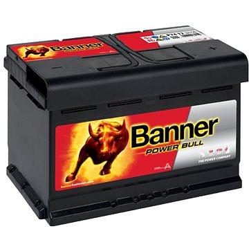 BANNER Power Bull 74Ah, 12V, P74 12