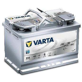 VARTA Silver Dynamic AGM 70Ah, 12V, E39, AGM (E39)