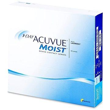 Acuvue Moist 1 Day (90 čoček)