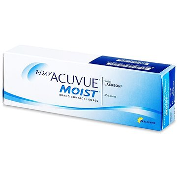 Acuvue Moist 1 Day (30 čoček)