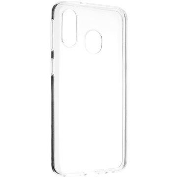 FIXED pro Samsung Galaxy A40 čiré (FIXTCC-400)