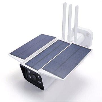 iQtech Smartlife BC02W, venkovní Smart Wi-Fi IP kamera bateriová solární, IP66 (IQTBC02W)