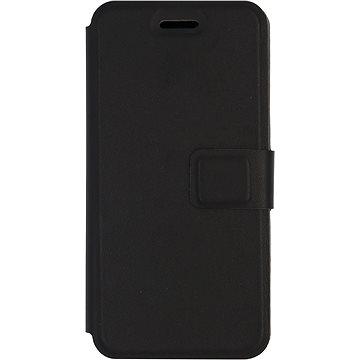 iWill Book PU Leather Case pro Apple iPhone 7 / 8 / SE 2020 Black (DAB625_3)
