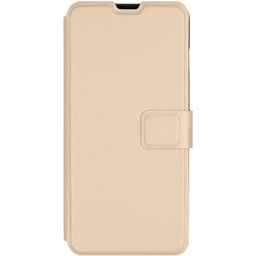 iWill Book PU Leather Case pro Huawei P30 Lite Gold (DAB625_60)