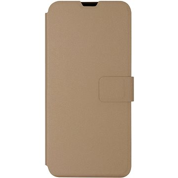 iWill Book PU Leather Case pro Xiaomi Redmi Note 8T Gold (DAB625_76)