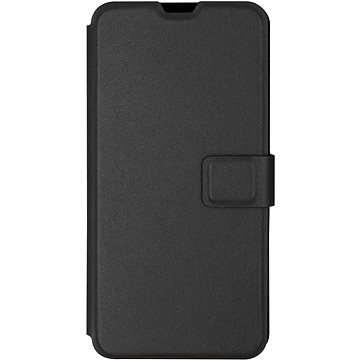 iWill Book PU Leather Case pro Huawei P40 Lite Black (DAB625_9)