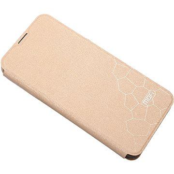 MoFi Flip Case Honor 8A / Huawei Y6s Zlaté (PO3319gold)