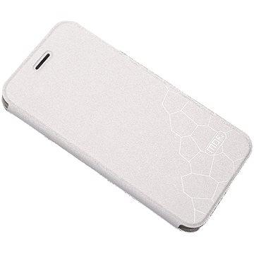 MoFi Flip Case Honor 8A / Huawei Y6s Stříbrné (PO3319silver)