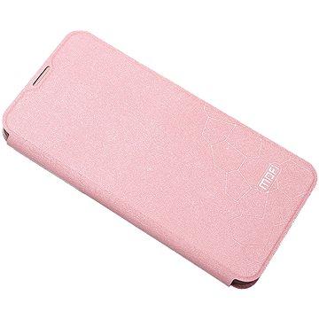 MoFi Flip Case Honor 8A / Huawei Y6s Růžové (PO3319pink)