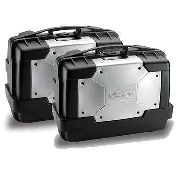Kappa KGR33 sada bočních kufrů 2x 33L (KGR33PACK2)