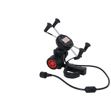 Belta BX USB držák na telefon, GPS - model adaptéru S-ball 12,8 mm (1465-903-MS-BX6NUSB)