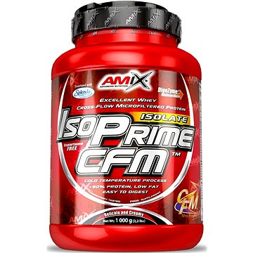 Amix Nutrition IsoPrime CFM Isolate, 1000g (nadSPTami0088)