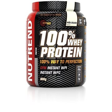 Nutrend 100% Whey Protein, 900 g (nadSPTnut0267)