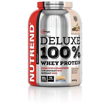Nutrend DELUXE 100% Whey, 2250 g (nadSPTnut0270)