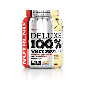 Nutrend DELUXE 100% Whey, 900 g (nadSPTnut0271)