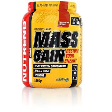 Nutrend Mass Gain, 1000 g (nadSPTnut0280)