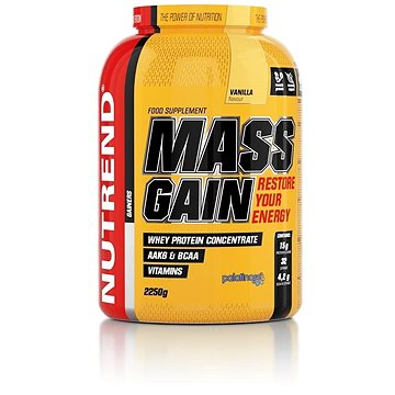 Nutrend Mass Gain, 2250 g (nadSPTnut0281)
