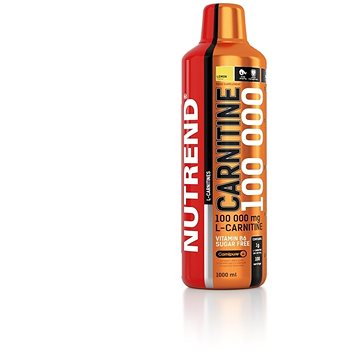 Nutrend Carnitine 100000, 1000 ml (nadSPTnut0285)
