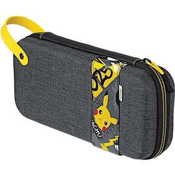 PDP Deluxe Travel Case - Pikachu - Nintendo Switch (708056066246)