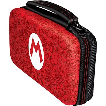PDP Deluxe Travel Case - Mario Remix Edition - Nintendo Switch (708056063818)