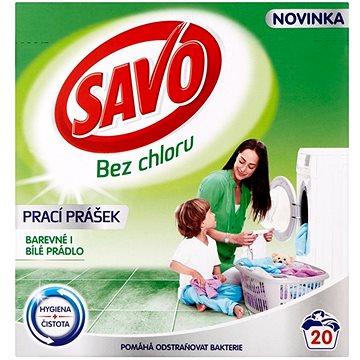 SAVO barevné i bílé 1,4 kg (20 praní) (8710447398432)