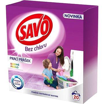 SAVO barevné prádlo 1,4 kg (20 praní) (8710447398449)