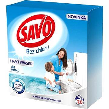 SAVO bílé prádlo 1,4 kg (20 praní) (8710447398456)