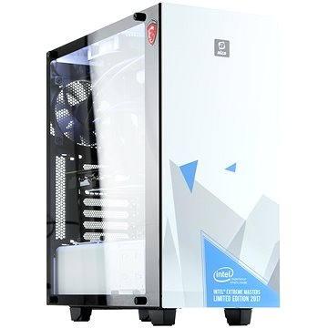 Alza IEM Certified PC GTX1080 (AZIEM1080A) + ZDARMA Dárek Intel Extreme Masters voucher 2 Hra pro PC The Keep CZ OEM