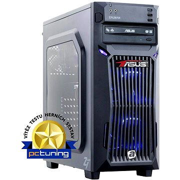 Alza GameBox Neo GTX1060+ (AZSGB1060B) + ZDARMA Podložka pod myš ASUS Cerberus Napájecí kabel PremiumCord 230V UK černý, 2m Bezpečnostní software Kaspersky Internet Security 2017 pro 1 zařízení na 6 měsíců (elektronická licence)