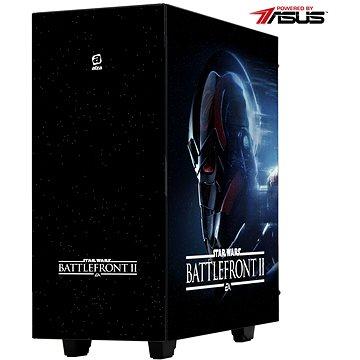 Alza GameBox GTX1080 Star Wars Battlefront II edice (AZSGB1080E) + ZDARMA Dárek softwarový balík Intel Creative bundle Dárek Intel WW Holiday Gaming bundle