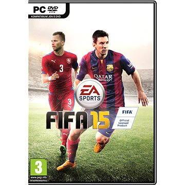 FIFA 15 (C0038340) + ZDARMA Digitální předplatné LEVEL - Level253