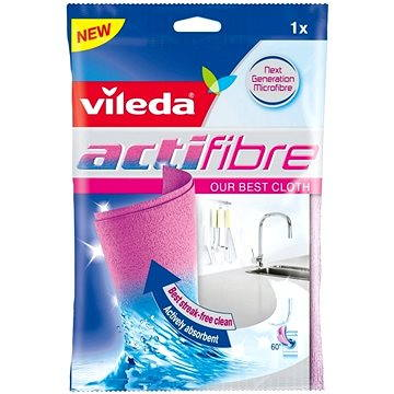 Hadřík VILEDA Actifibre 29x29 cm (1ks) (4023103185678)